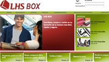 LHS BOX interfaz